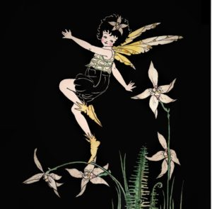 Forest Fantasy Margaret Clark Print