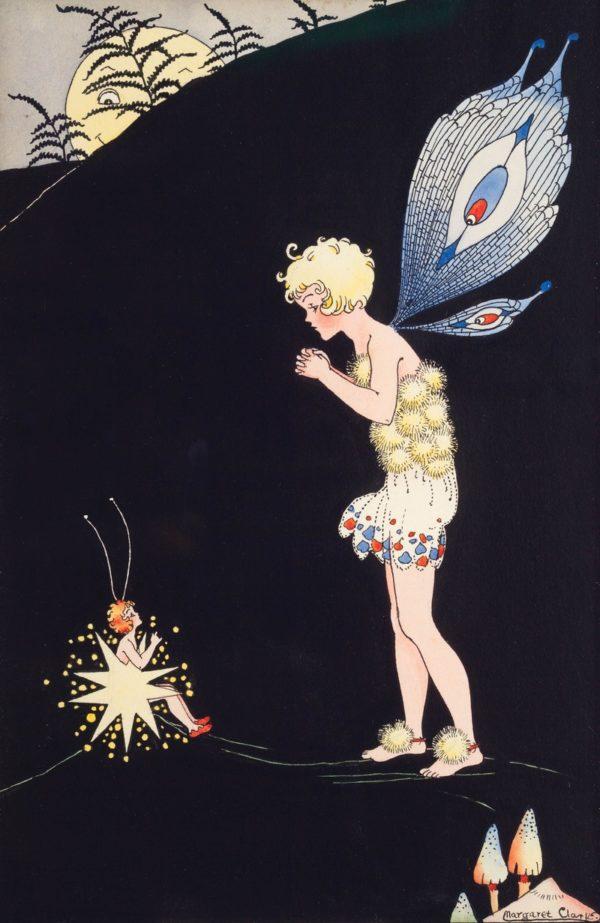 The Fallen Star (3) Margaret Clark Print