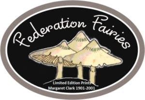 margaret clark federation fairies