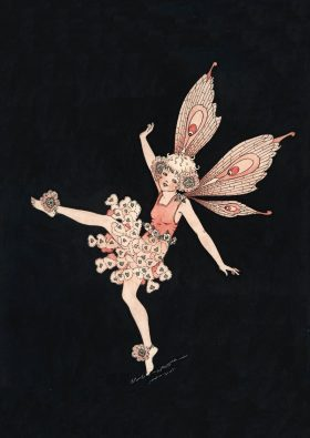 dancing fairy margaret clark prints